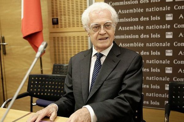 Lionel Jospin lors de son audition au Conseil Constitutionnel