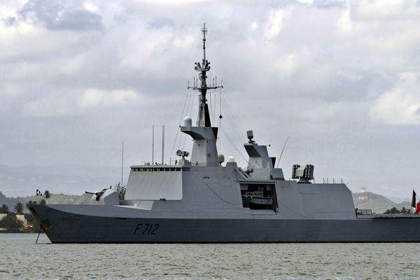 La frégate Courbet (numéro de coque F712) est le troisième bâtiment de la classe La Fayette de la Marine nationale française.