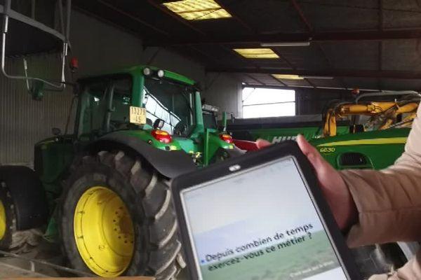 Nous avons posé des questions à de jeunes agriculteurs avant le Salon de l'agriculture
