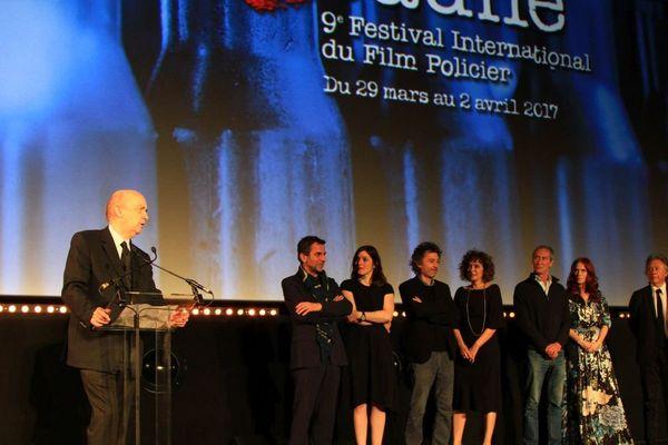 Ce samedi 01 avril 2017 se déroulait la 9ème cérémonie de clôture du Festival International du film policier. En jeu : 9 prix à décrocher