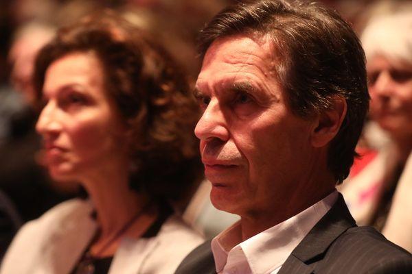 Laurent Bayle est également le directeur général de la Cité de la Musique à Paris et le président de la Philarmonie de Paris.