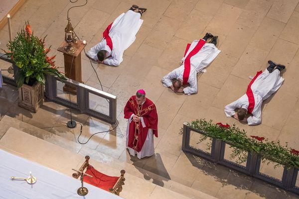 Ordination sacerdotale d'Adrien Dagois - 27/6/2021