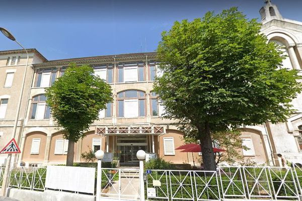 IME 8 rue Roger Radisson dans le 5e arrondissement de Lyon