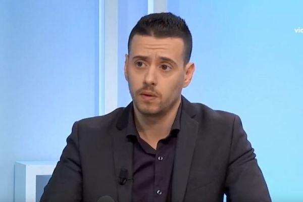 Filippo de Carlo, candidat à Bastia avec la liste Bastia Forza Nova
