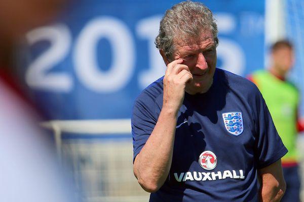 Le coach de l'équipe d'Angleterre, Roy Hodgson.
