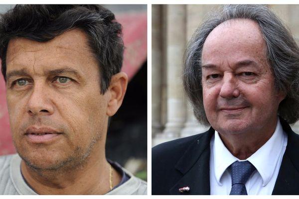 Xavier Beulin et Gonzague Saint Bris. Deux personnalités qui ont marqué leur époque.