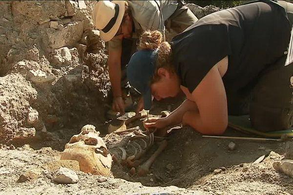 La campagne de fouilles 2018 va durer un mois.