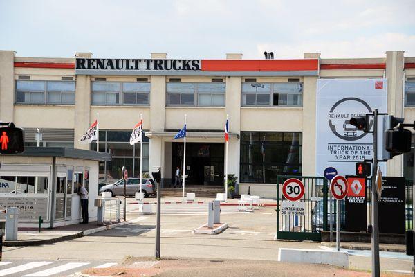 285 postes devraient être supprimés chez Renault Trucks à Saint-Priest. Il s'agit d'emplois dans les départements études & recherches, commercial et achats.
