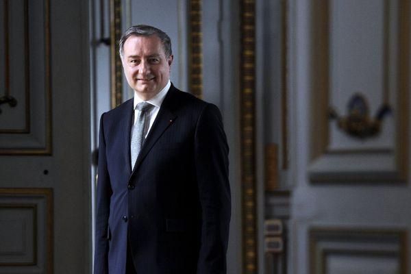 Jean-Luc Moudenc, maire LR de Toulouse et président de Toulouse Métropole
