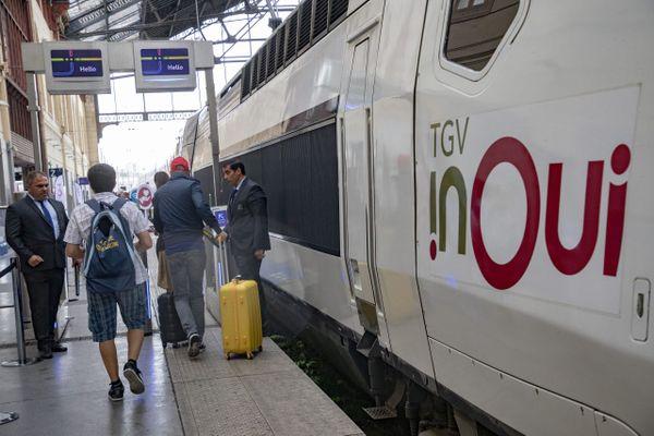 Le pass sanitaire sera exigible des voyageurs sur les quais ou à bord des trains longs trajets.