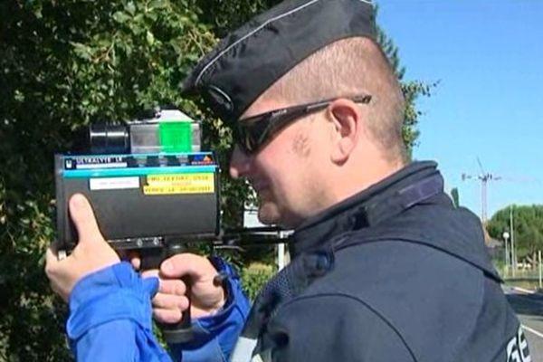 186 infractions relevées en 24h00 en Corrèze