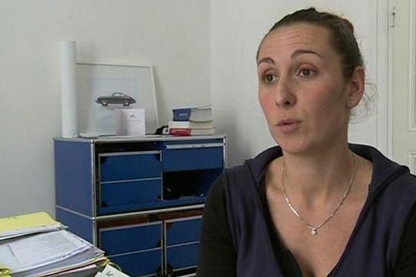 Annabelle Chabanel, ex-préparatrice physique de l'équipe de France féminine de handball - février 2016