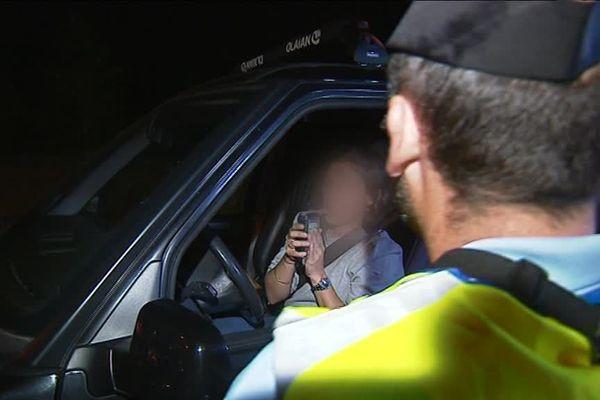 Les gendarmes ont contrôlé 250 conducteurs la nuit dernière sur l' A660 à Gujan-Mestras.