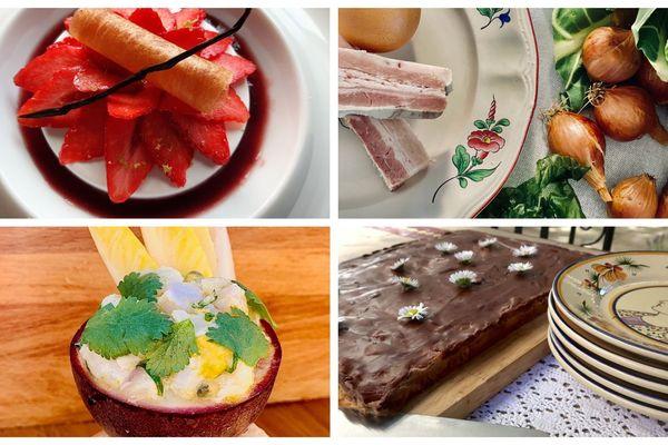 Sucrée ou salée, chacune des recettes est simple à réaliser... et devrait apporter beaucoup de gourmandise dans notre quotidien confiné !