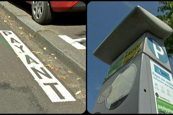 Dans l'hypercentre, les places sont chères, au propre comme au figuré. En augmentant le prix du stationnement, la mairie veut forcer les voitures, à rester moins longtemps.