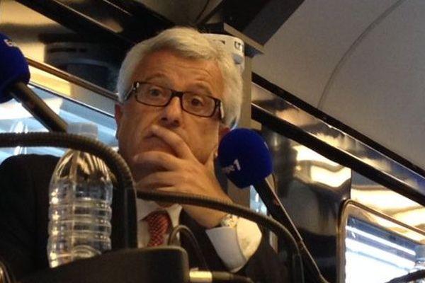 Elie Aboud - député UMP de l'Hérault - 2014