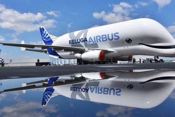 Construit pour succéder au Beluga, le Beluga XL, plus large comme son nom l'indique, sera mis en service en 2019