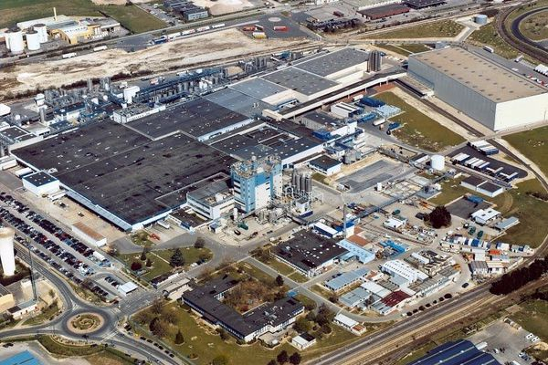 Zone industrielle Amiens Nord