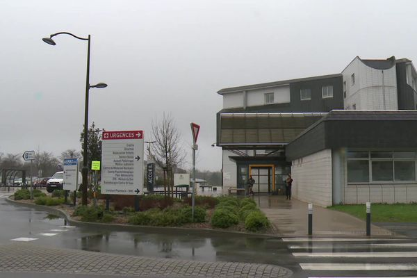 L'hôpital de Vannes prend en charge les patients atteints du Coronavirus