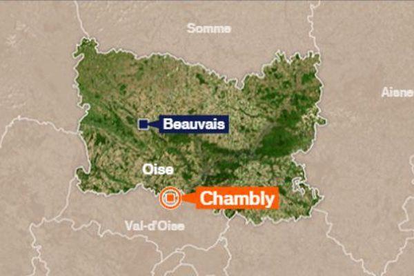 Chambly, dans l'Oise