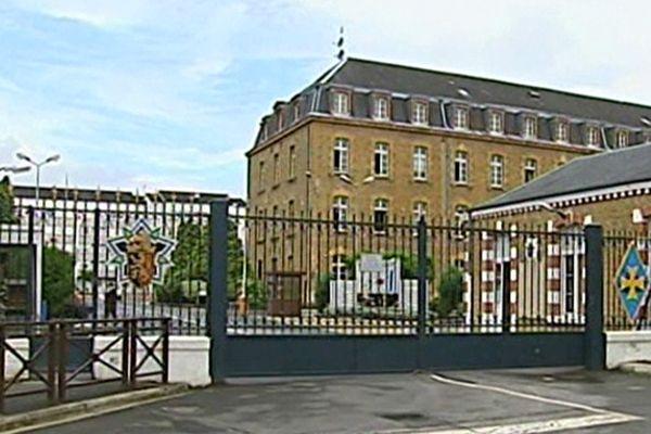 Depuis 1947, le 3e RG est implanté à Charleville-Mézières.