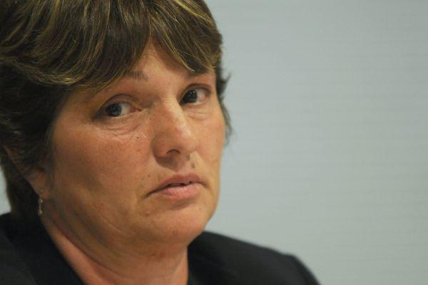 Marie Humbert, en 2008.