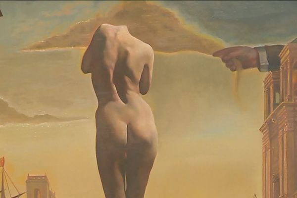 Le Grimaldi Forum de Monaco consacre sa grande exposition estivale à Salvador Dali.