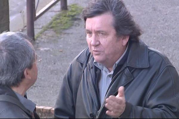 Rémy Garnier, ancien inspecteur du fisc, Agen, 7 février 2017