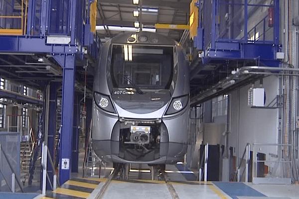 Le nouvel atelier de maintenance des TER aura coûté 25 millions d'euros