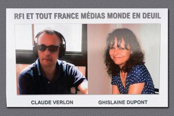 Dans toutes les antennes de France 3 Nord Est, une minute de silence est observée ce mercredi 6 novembre 2013 à 11h30 en hommage à Ghislaine Dupont et Claude Verlon, journalistes de RFI, assassinés au Mali.