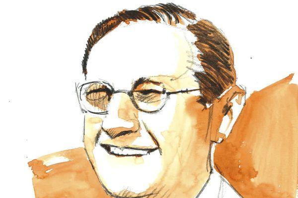 Guy de Larigaudie par José Correa