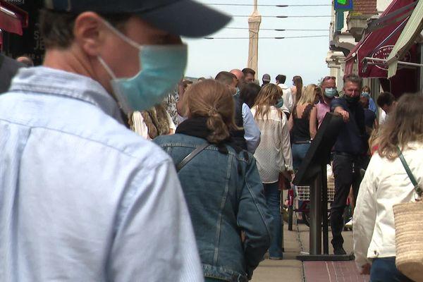 Près de 250.000 visiteurs sont attendus au Touquet cet été 2021, ils devront porter le masque dans plusieurs secteurs de la station balnéaire.