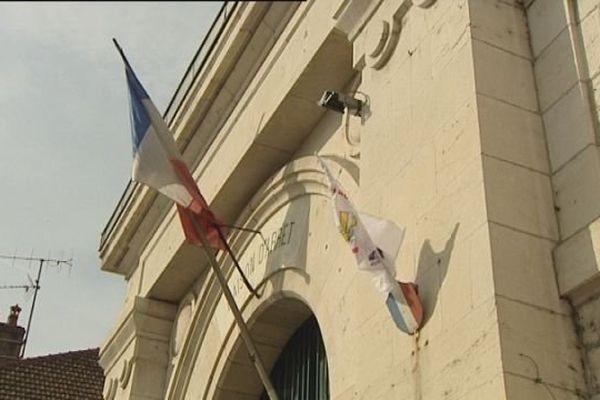 La maison d'arrêt de Besançon