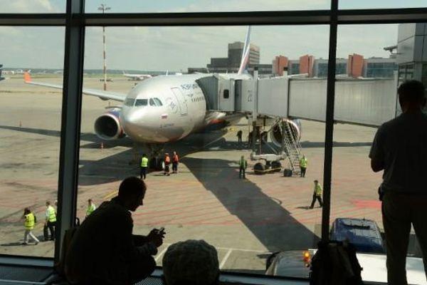 L'aéroport Moscou-Sheremetyevo