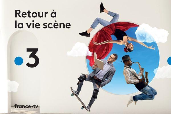 Cet été, le spectacle continue sur France 3 Normandie avec la diffusion de plusieurs événements culturels captés en Normandie mais aussi dans d'autres régions de France.