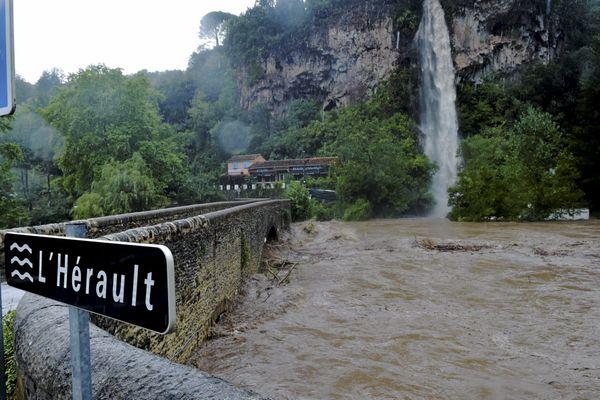 De violentes inondations s'étaient produites en septembre 2020.