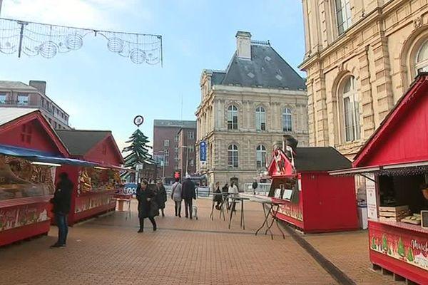 Marché de Noël d'Amiens - Décembre 2018