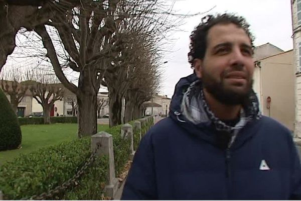 Kamel Daoudi est assigné à résidence à St-Jean-d'Angély depuis 2016.