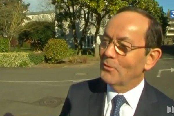 Christian Gillet devrait être réélu à la tête du département du Maine-et-Loire