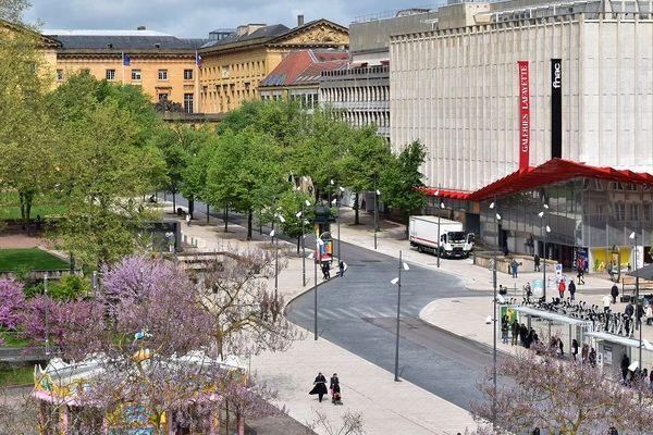 Metz a été désignée comme étant la ville hôte du G7 environnement, qui se tiendra le 5 et 6 mai. Pour l'événement, plusieurs rues vont êtres interdites à la circulation.