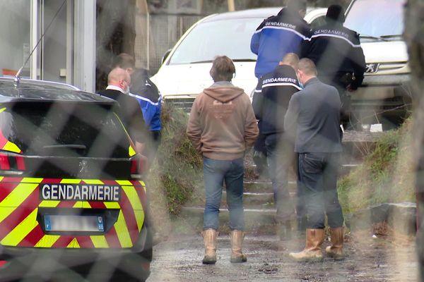 L'accident s'était produit dans la matinée du 30 janvier dans cette carrière située à Genouillac (Charente).