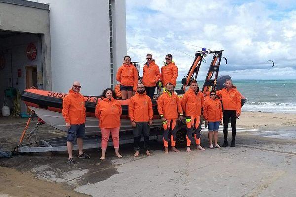 La station SNSM de Jullouville a besoin de soutien pour renouveler son matériel de sauvetage.