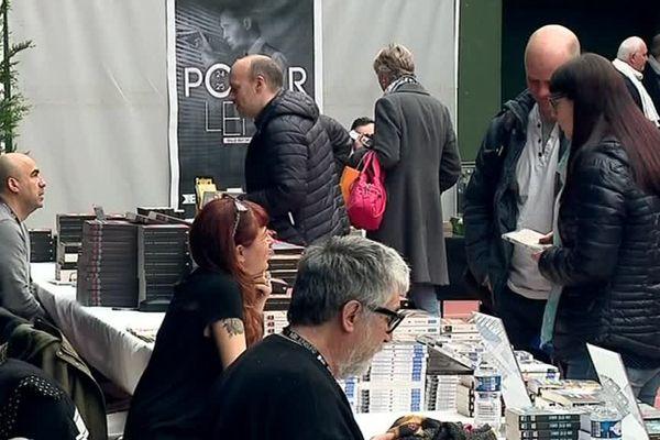 """Le marché du polar se porte très bien en France, estimait Fabrice Piault, rédacteur en chef de """"Livres Hebdo"""" aux Echos en 2015."""