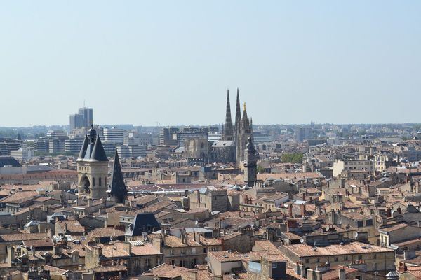 La métropole bordelaise attirent encore plus les acheteurs, en quête d'espace.