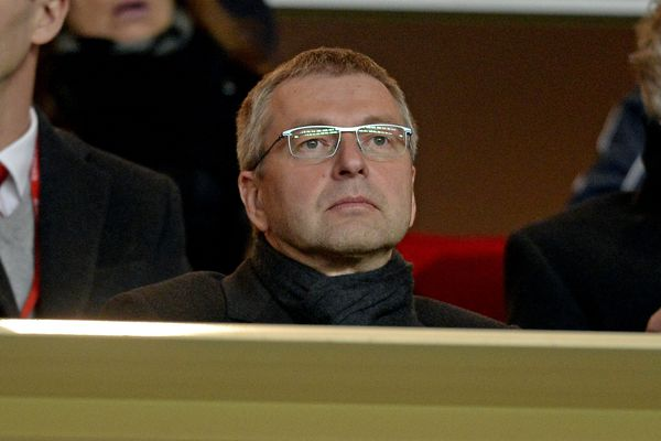 Dmitry Rybolovlev, président de l'AS Monaco.