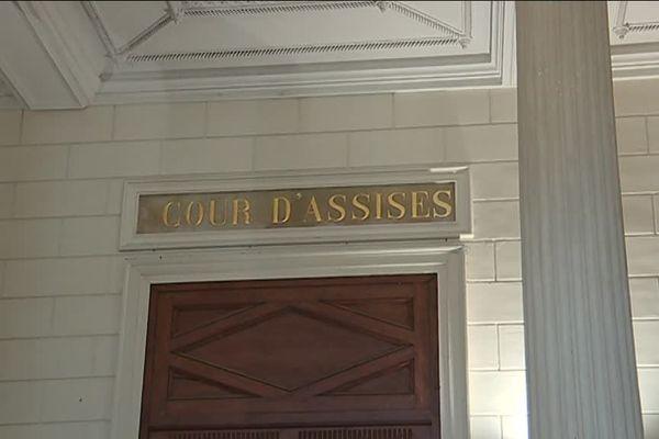 La cour d'assises de Nîmes