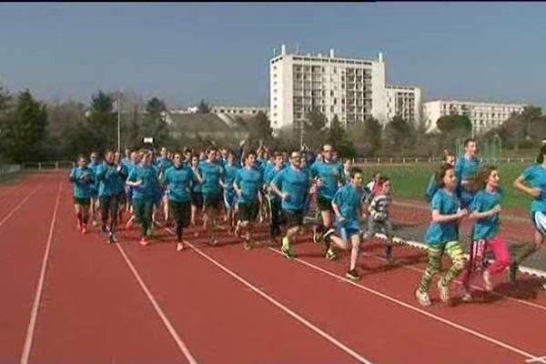Le club La Rochelle triathlon a battu un beau record : l'Iron Man en collectif.