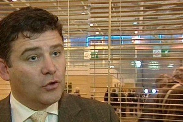 Christophe Sirugue, député de la 5e circonscription de Saône-et-Loire