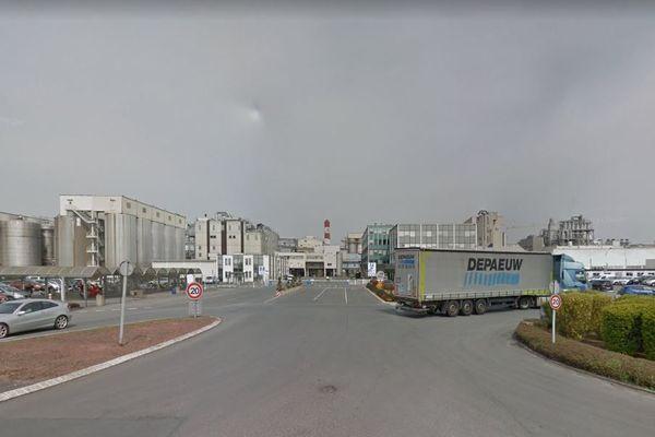 Le centre social de l'entreprise Roquette se trouve à Lestrem.