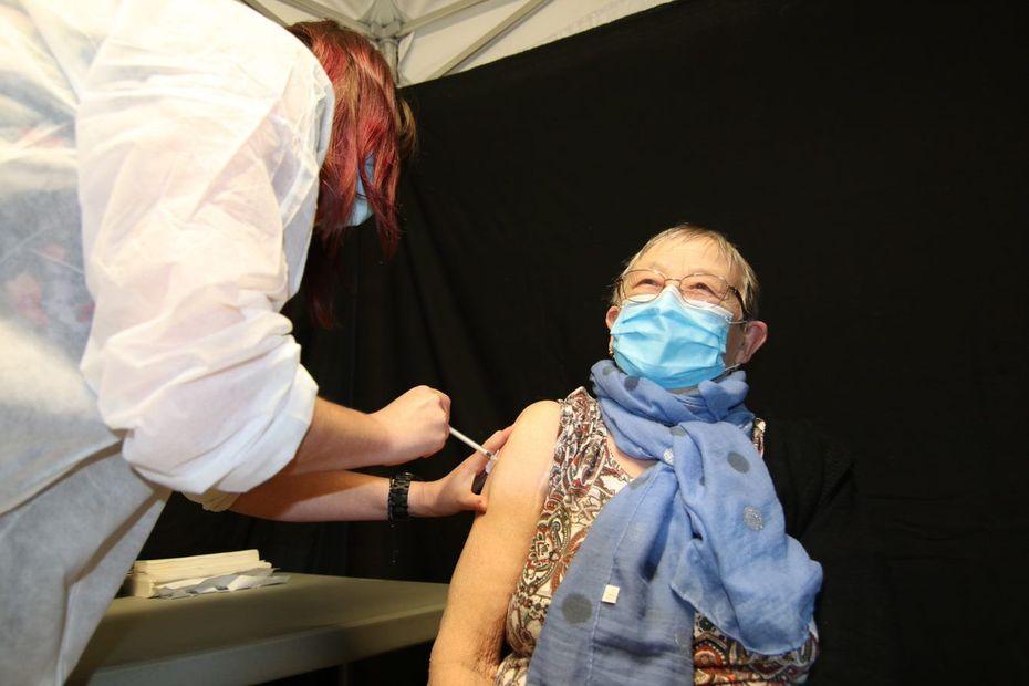 Vaccination : les rendez-vous pour une 1ère injection en forte hausse dans les Hauts-de-France